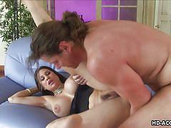 big ass, big boobs, hairy pussy, riding cock, anal sex, brunette milf, mature lady, matures hd, sheila marie
