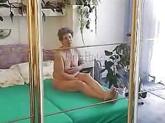 big tits, solo, granny anal, rubbing, bbw mature, old, glass dildo, gray hair, self fucking, oma hotel, old nanny, rosa x