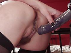 bdsm, lesbian strapon, lesbian domination, pussy licking, busty milfs, fucked from behind, blonde mistress, rope bondage, riding strap on, whipped ass, kink, lea lexis, maitresse madeline marlowe