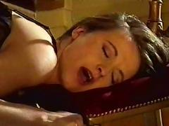 Double anal penetration and anal fisting (by satanika)