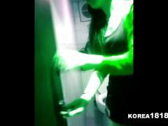 Korea1818.com - korean bathroom camera cute girls!