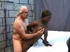interracial, old + young