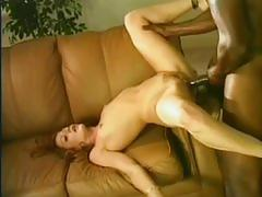 hardcore, blowjob, tube8.com, red head, interracial, bbc, heels, masturbating, natural tits, trimmed pussy, reverse cowgirl, cum on pussy