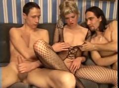 Slut for 2 guys
