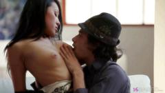 Asian jayden lee sucks dick
