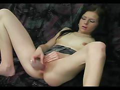 Flying solo amateur masturbation 3 - scene 6