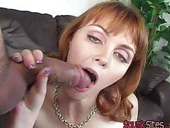 Marie mccray - cumshot compilation