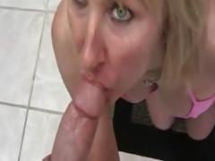 Hot mom has sex with not her son wf