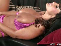 Ultimate milf lisa ann fingering
