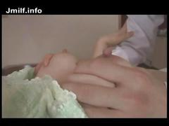 Mature japanese lady desires a young man