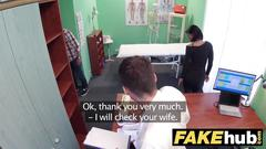 babe, doctor, wife, cheating, reality, voyeur, patient