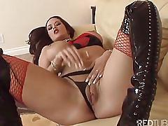 Carmella bing's nasty solo