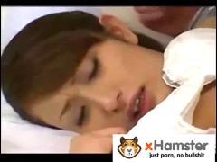 Cute nurse (censored -)