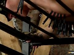 Raw slave for extreme excitement