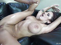 milf, tattoo, interracial, squirting, blowjob, busty, brunette, moaning, bouncing tits, sideways, bbc, sucking balls, squirtamania, immoral live, prince yahshua, lylith lavey