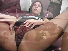 Brutal femdom ball busting 8 - scene 1
