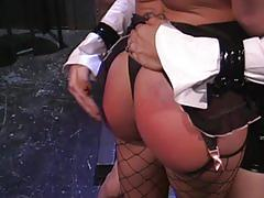 Spank me please - scene 1