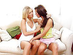 Katerina and klara-parlor antics