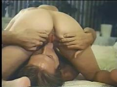 Hairy pussy lick ad fuck old woman