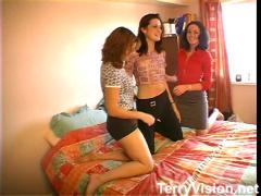 amateur, british, lesbians