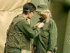 "Jamie summers & nikki kht in ""army brat"""