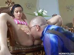 Horny old and young