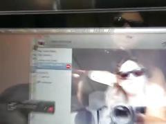 Cam2cam voyeur en direct de ma voiture