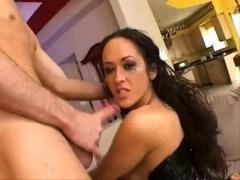 Carmella bing little pussy by ass-porn. com