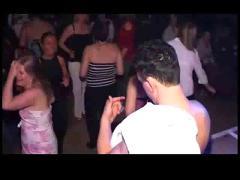Girls sucking cocks at hen party! - part 10