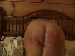 Freak of nature 40 home spanking mature