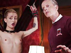 small tits, whip, bdsm, babe, punishment, slap, tattooed, workshop, educational, kink university, kink, cadence cross