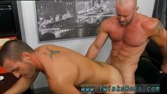 Big gay black porn hes decided to demonstrate new fellow parker wright just how thankful