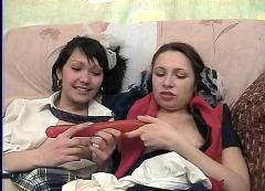 Lesbian schoolgirls