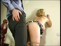 Guard fucked young daughter head