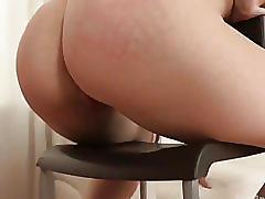 Alina's ass fucking