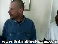 British pornstar donna marie gets gang banged