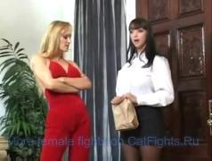Tanya danielle and summer cummings catfight