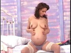 Pregnant foreigner fun 2