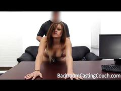 Teen 18 just wants 2 fuck on casting couch