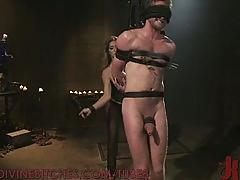 Pleasure slave in the making episode 1