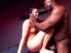 bdsm, interracial, spanking