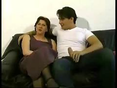 Mom son anal sex