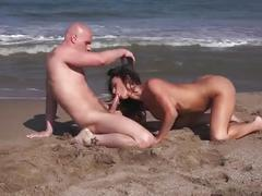 cumshot, latina, outdoor, blowjob, doggystyle, fingering, titjob, squirting, deepthroat, beach, pussy-licking, fetish, public, spanish, reality, big-tits, big-dick