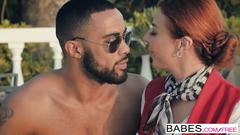 Babes - black is better - swooning in the sun starring stallion and bianca resa clip