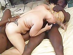 Slut shelby busty woman first double penetration