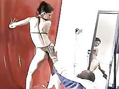 Exotic paki dancer seduced by big black dravidian penis of madrasi goonda