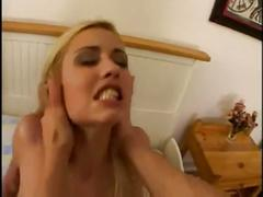 Julie silver has the ability to get two cocks in the ass