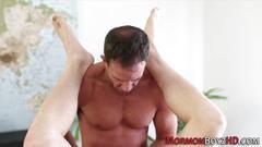 Mormon elder barebacked anal extreme 1