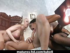 Havana ginger and davia ardell service a dick.