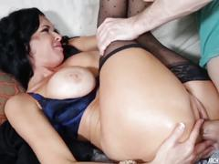 Veronica avluv gets her pussy fucked hard